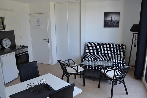 Apartamento Beaurivage Dinard