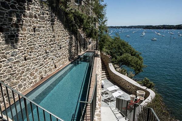 Hotel Castelbrac Dinard