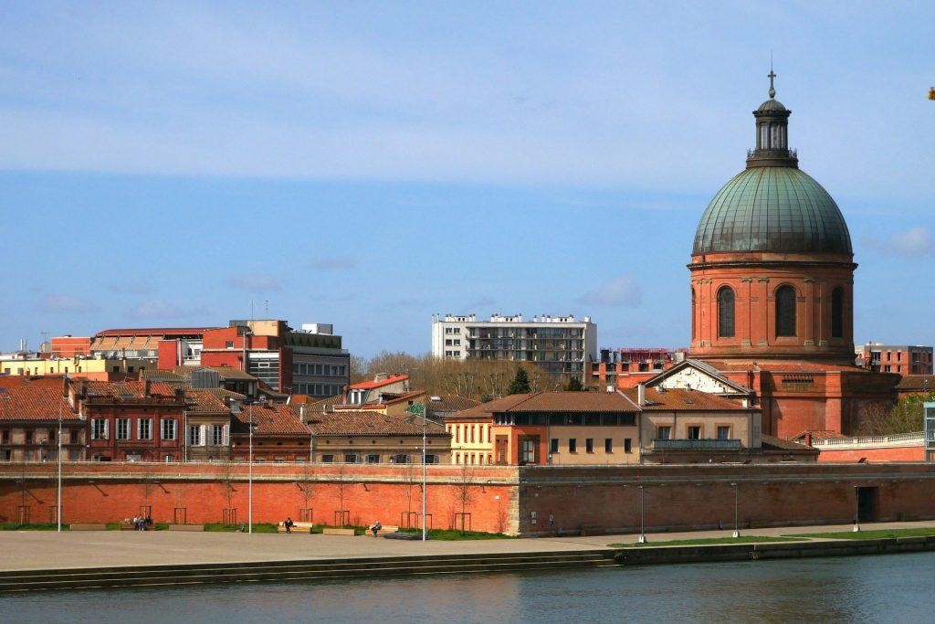 Toulouse, cúpula de la tumba