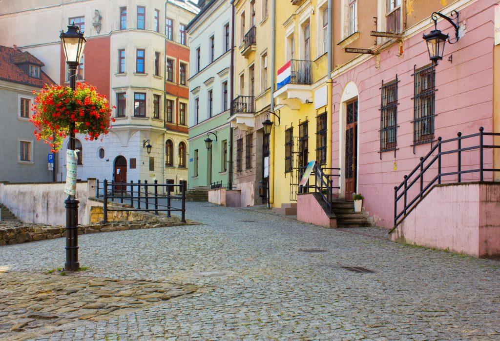 Callejones de Lublin
