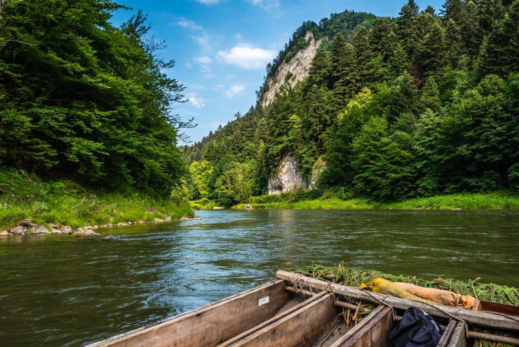 radeau Dunajec