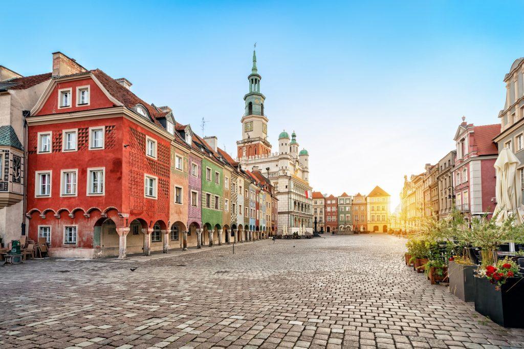 Poznan Polonia
