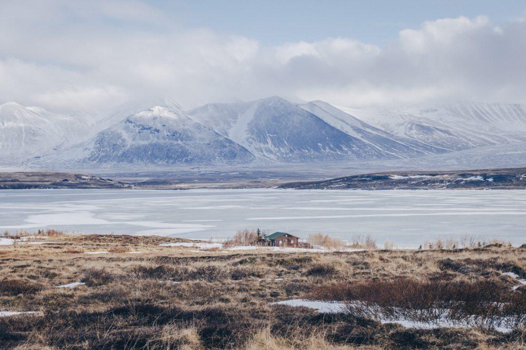 Senderismo por los fiordos en Islandia