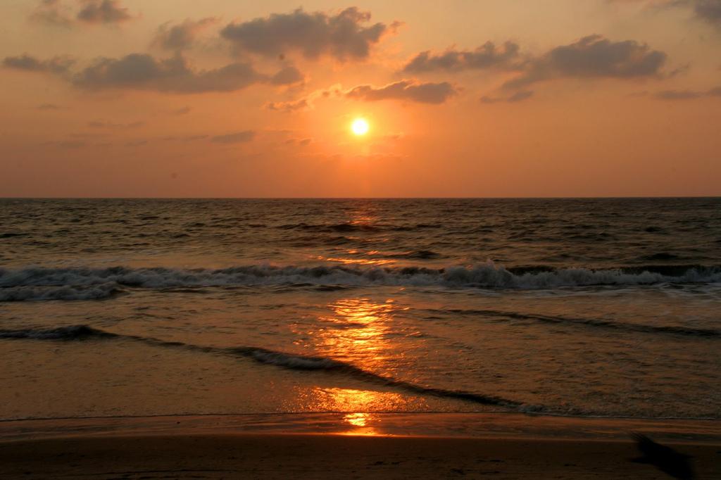 Playas más limpias de Kappad Beach en India