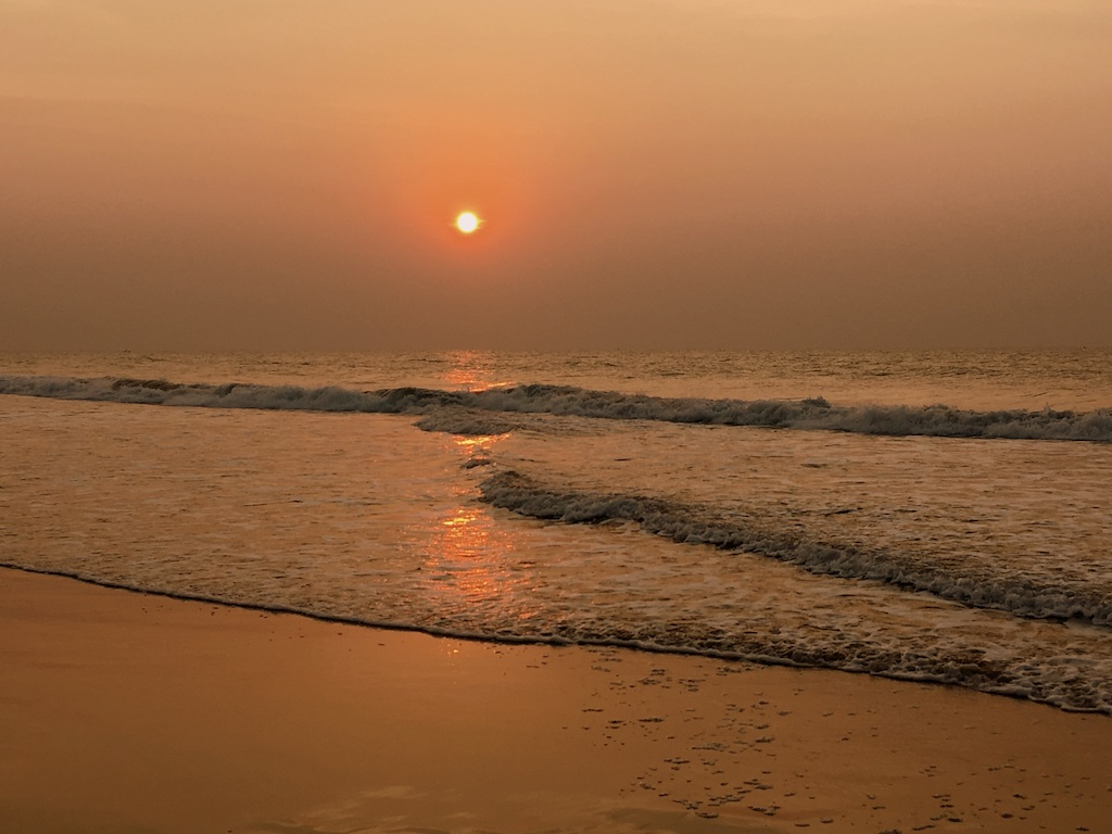 Puri Beach: las playas más limpias de la India