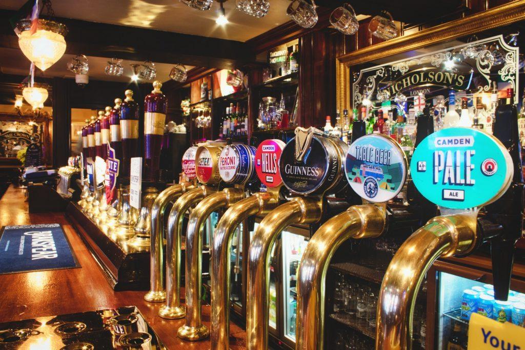 Pub de Oxford