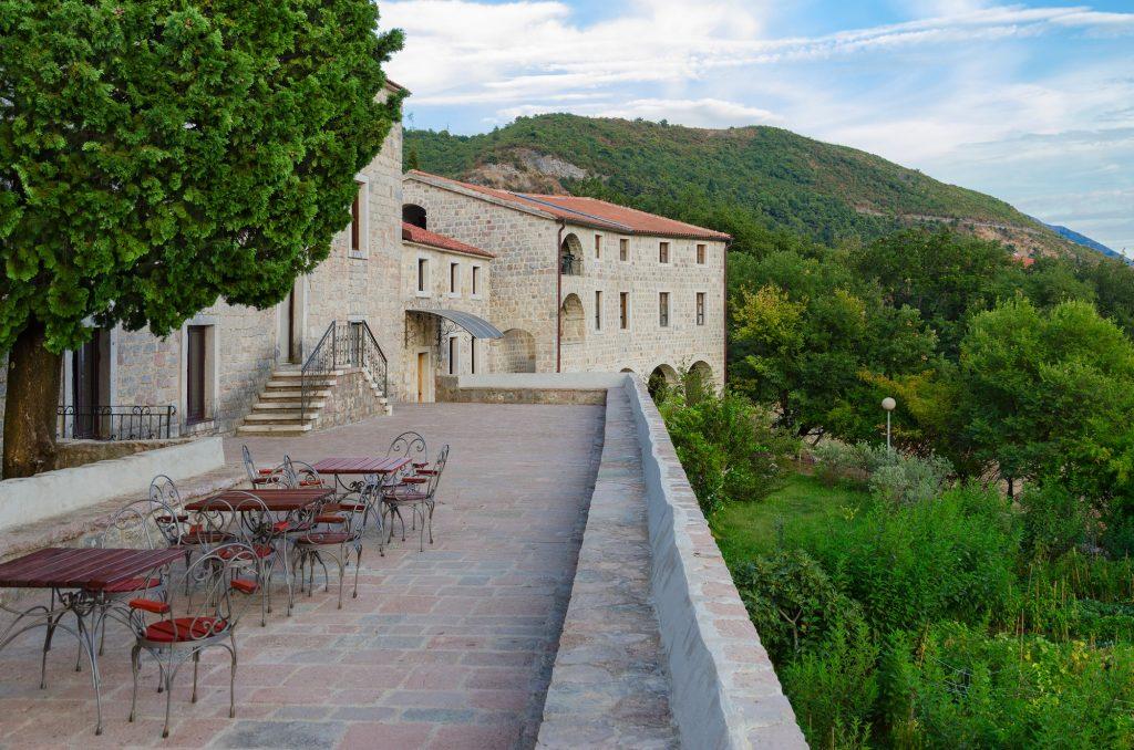 Monasterio de Podmaine