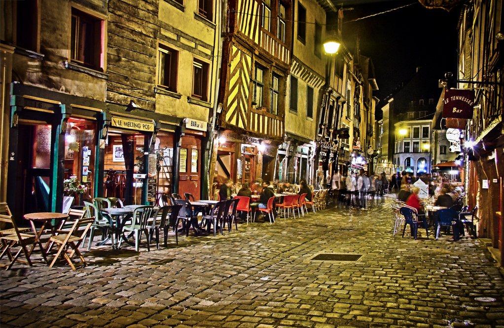 Calle Saint-Michel