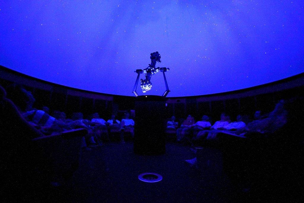 Planetario de Reims