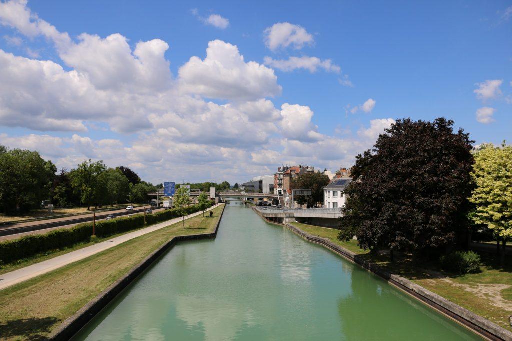 Canal del Aisne al Marne
