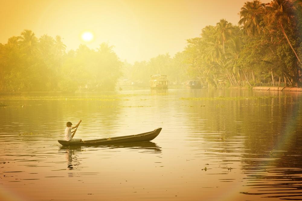 Los mejores lugares en el sur de la India - Veli Lake Tourist Village