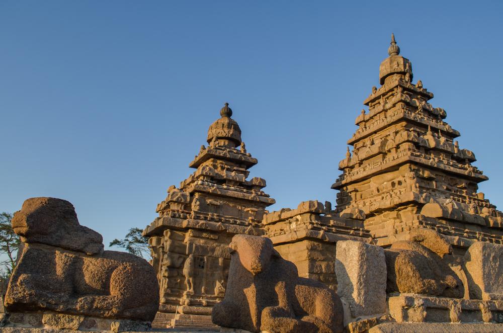 Los mejores lugares del sur de la India: Mahabalipuram, Tamil Nadu