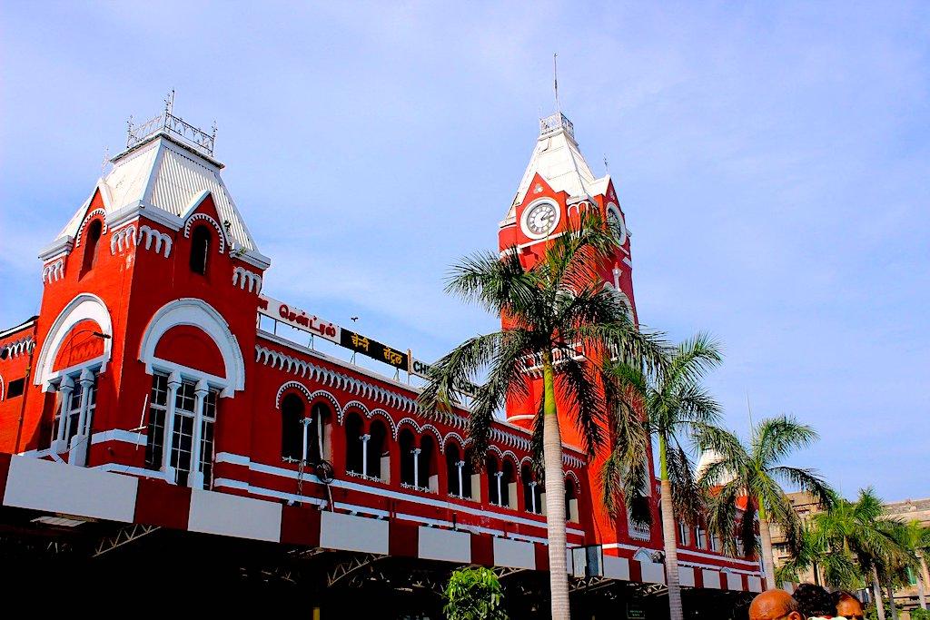 Los mejores lugares en el sur de la India - Chennai