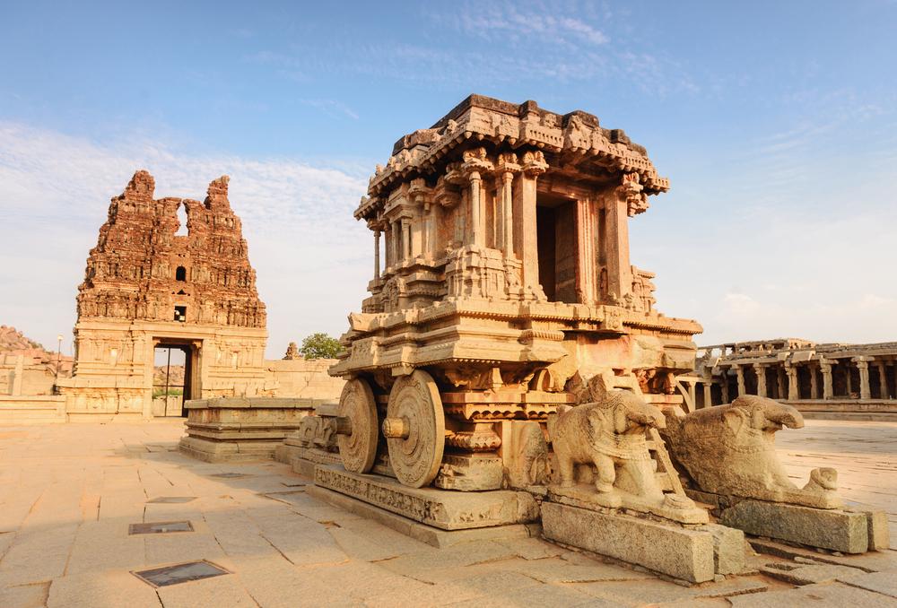 Los mejores lugares del sur de la India: Hampi, Karnataka