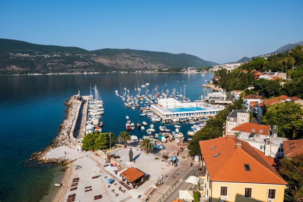 puerto de Herceg Novi