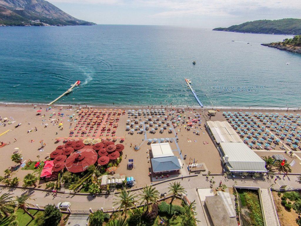 Playa Becici