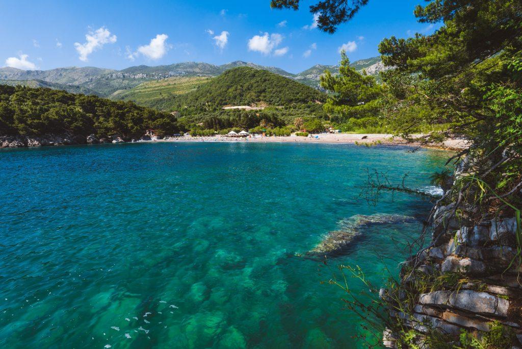 Playa Lucice Montenegro