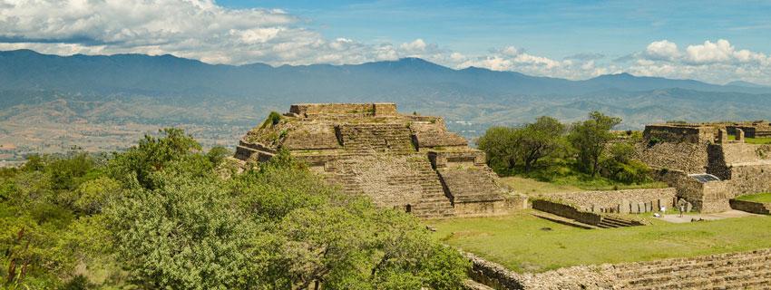 Una ciudad maya en México