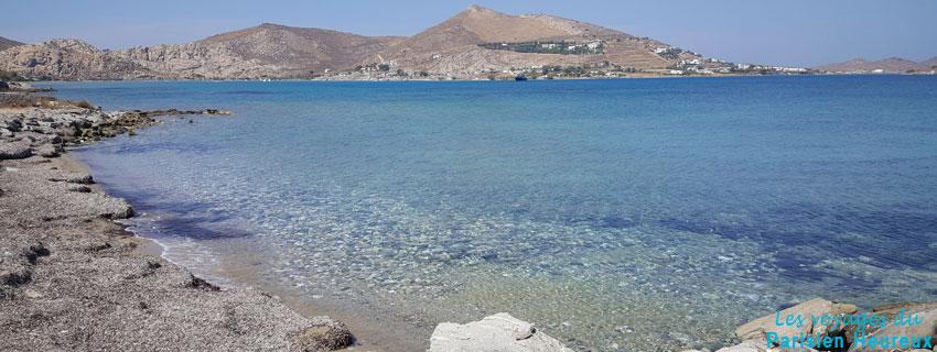 Las mejores playas de Paros