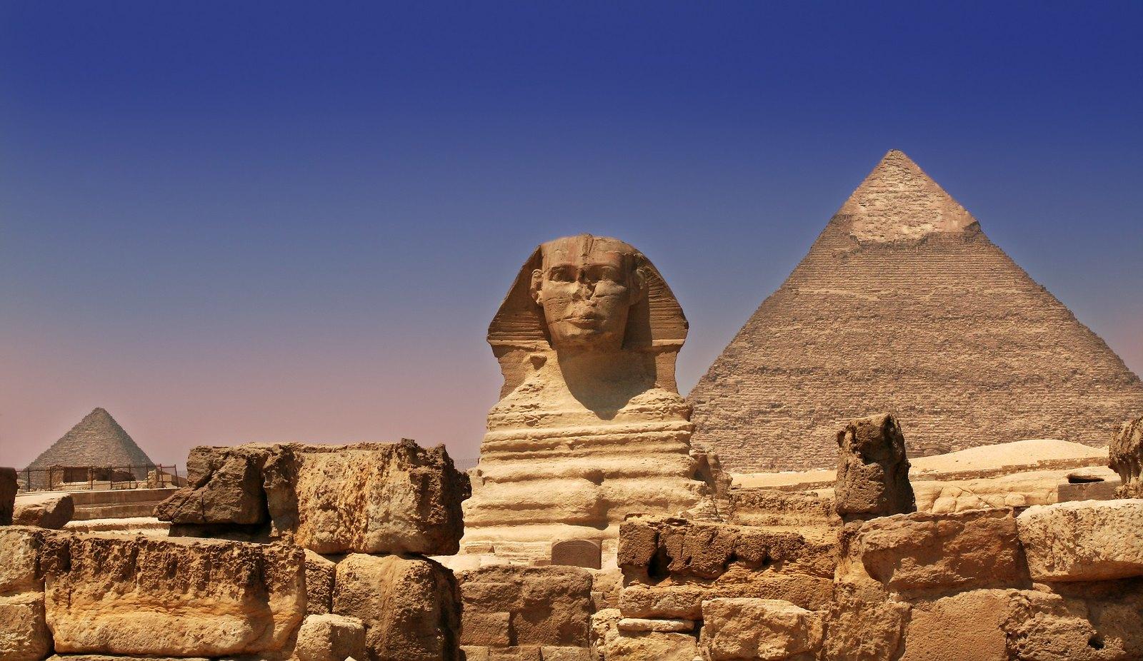Los 5 mejores lugares para visitar en El Cairo