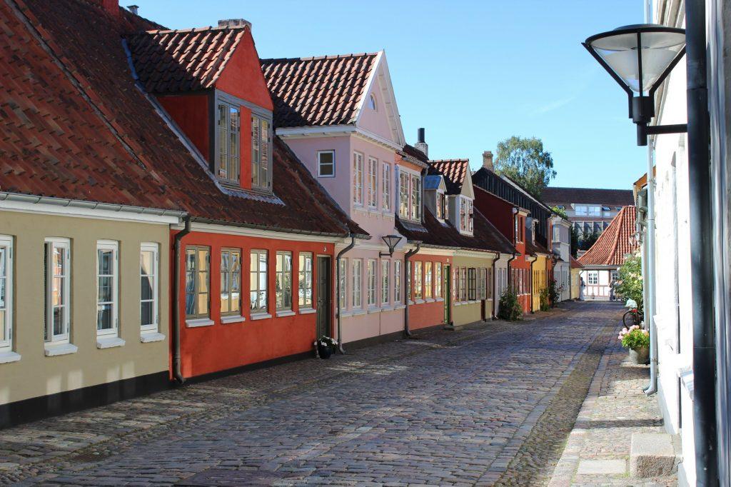 Odense Dinamarca