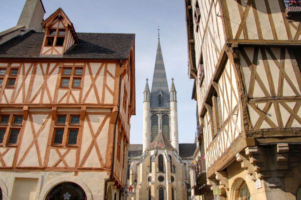 Arquitectura de Dijon