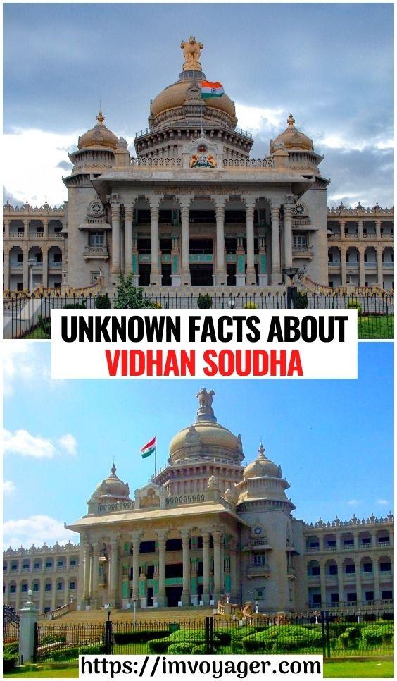 Datos interesantes sobre Vidhan Soudha
