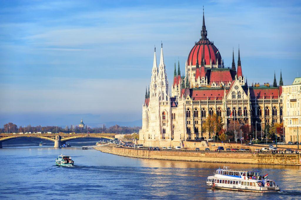 Danubio Hungría