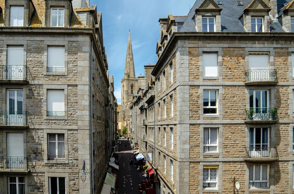 Callejones de Saint-Malo