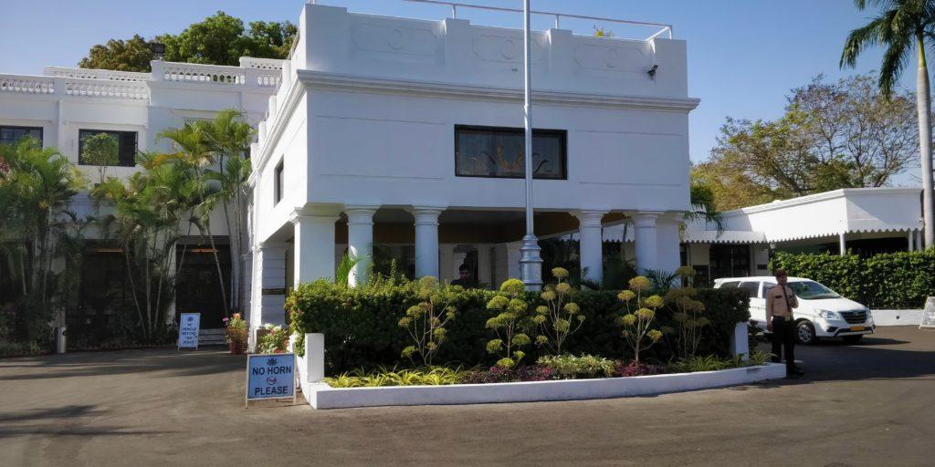 Jehan Numa Palace Hotel Bhopal