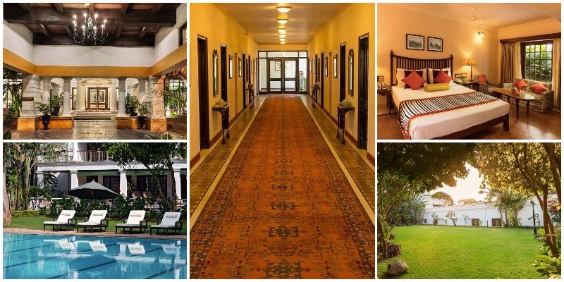 Jehan Numa Palace Hotel en Bhopal