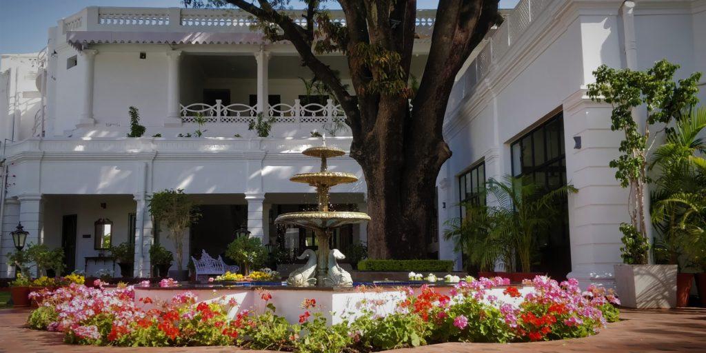 Hotel Jehan Numa Palace Bhopal