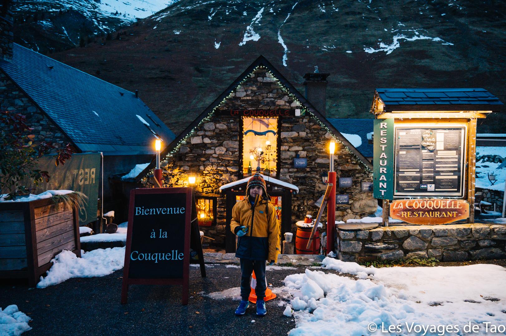 Auberge la Couquelle Pirineos