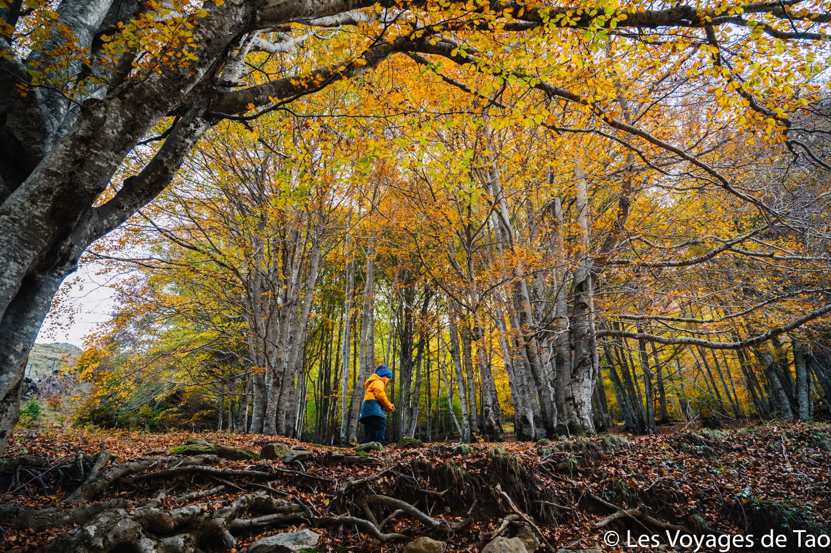 Ruta en familia por los Pirineos Gavarnie