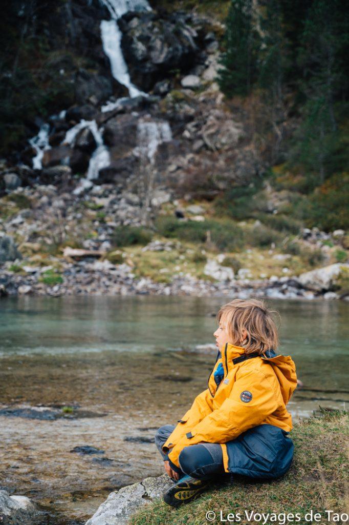 Excursión familiar en Val d'Azun