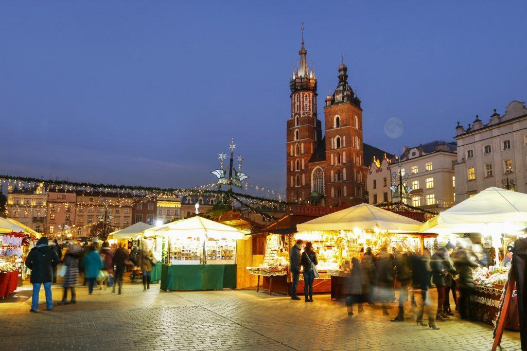 Mercado de Cracovia