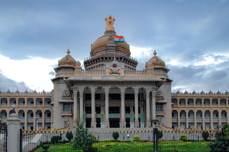 15 datos interesantes sobre Vidhan Soudha, Bangalore, India