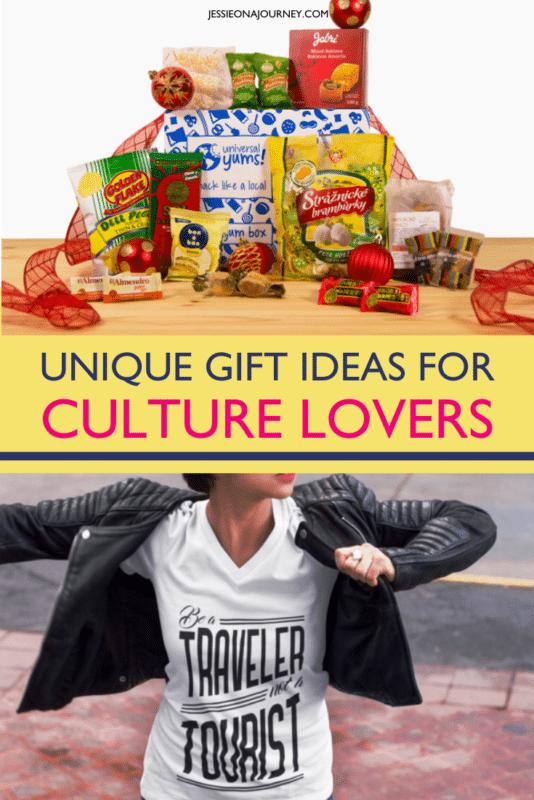 Ideas de regalos únicas para amantes de la cultura
