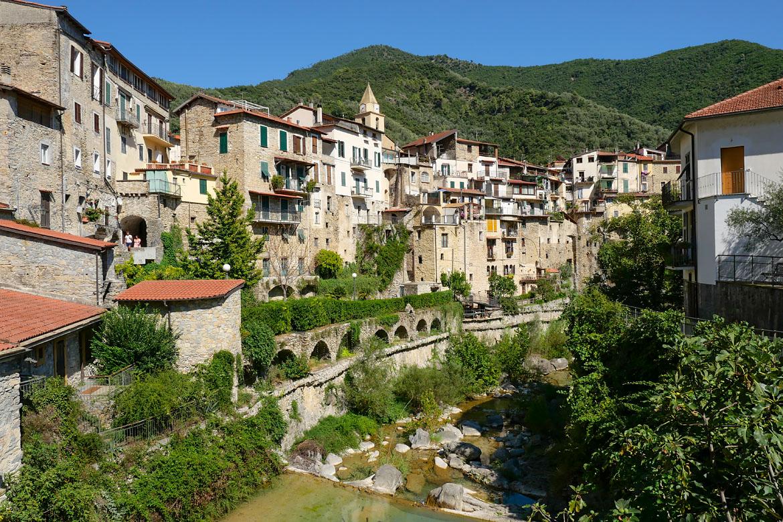 Rocchetta Nervina ciudad Italia