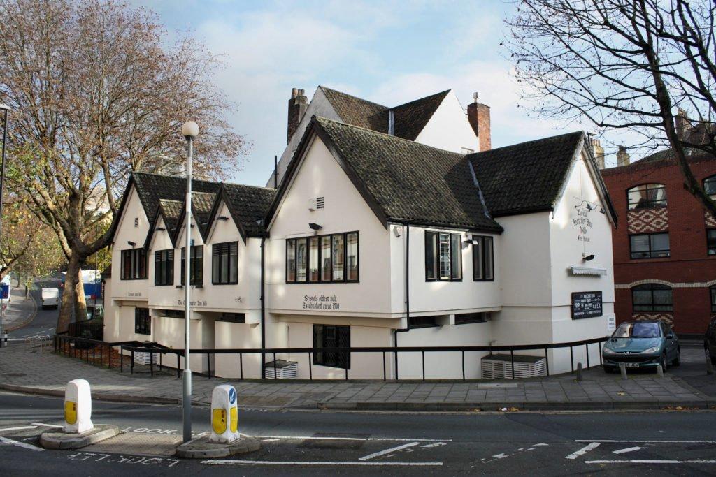 El pub más antiguo de Bristol