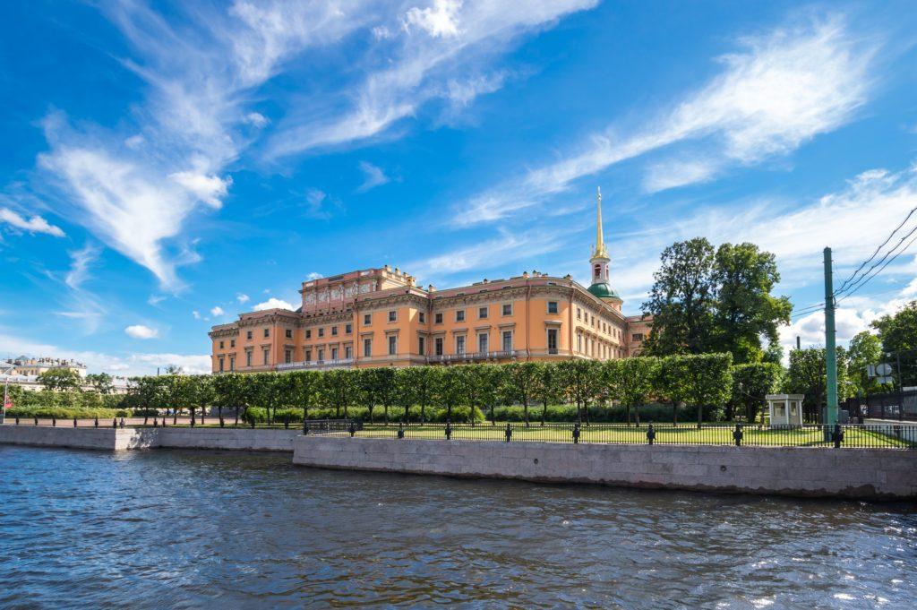 castillo Mikhailovsky
