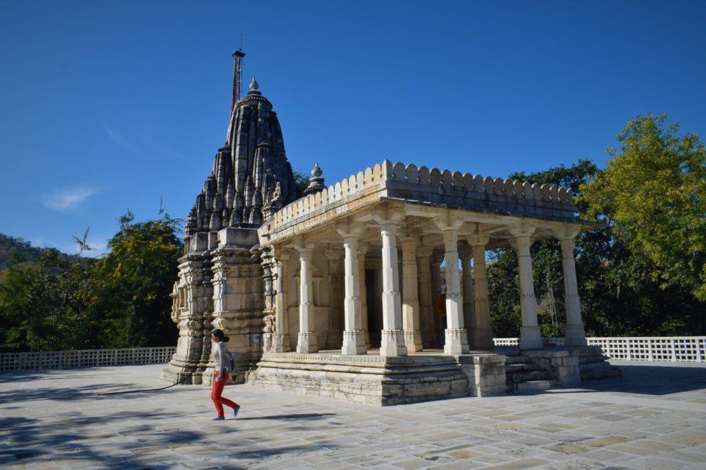 Templo de Neminath Ranakpur India