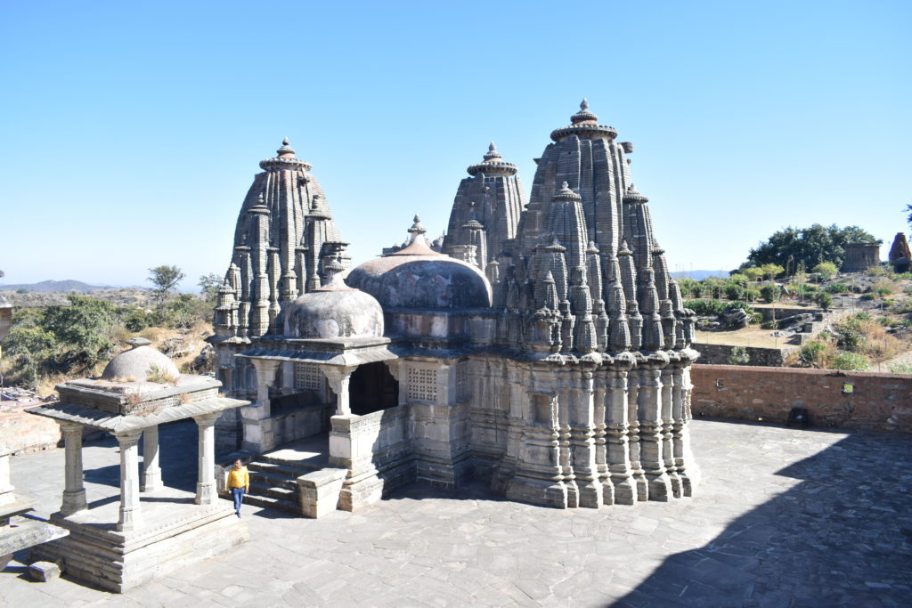 Templo Devi Kumbhalgarh Rajasthan