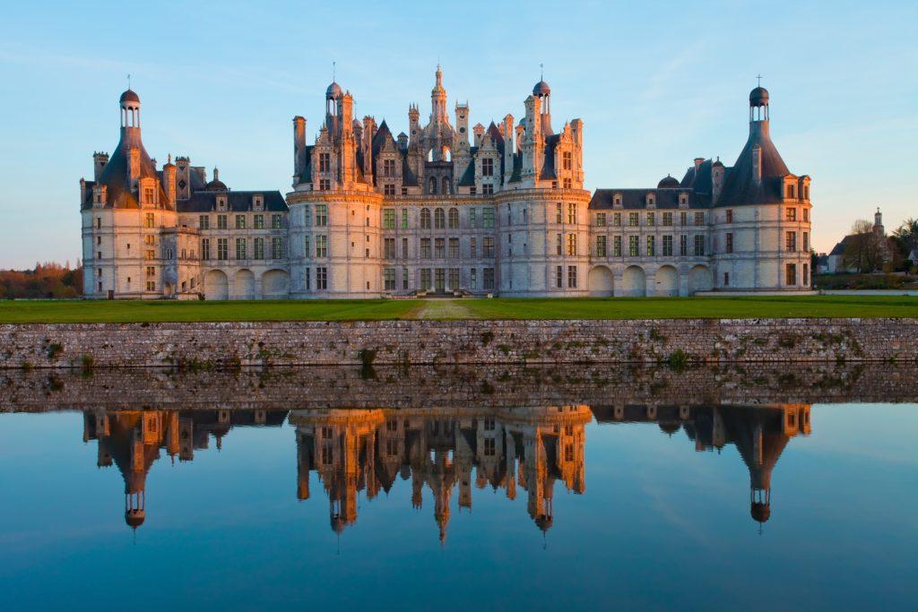 El castillo de Chambord