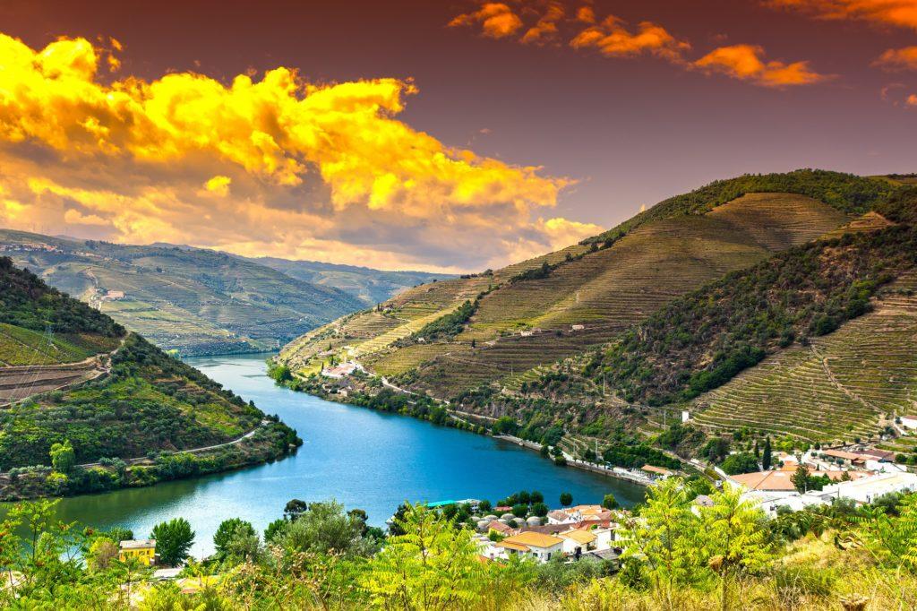 Valle del Duero Portugal