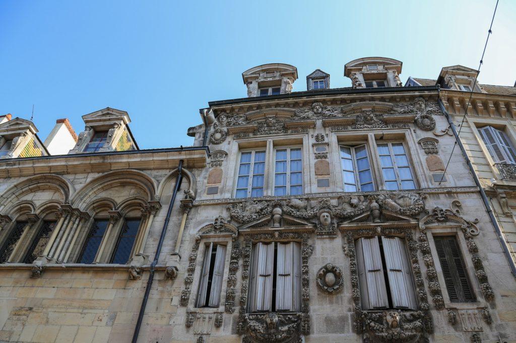 rue des Forges para ver en Dijon
