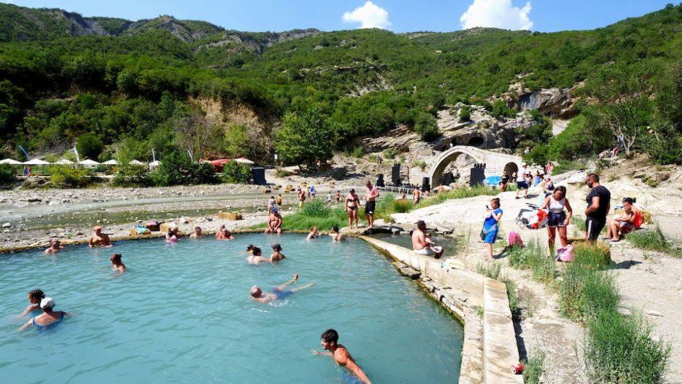 que hacer en Përmet Albania