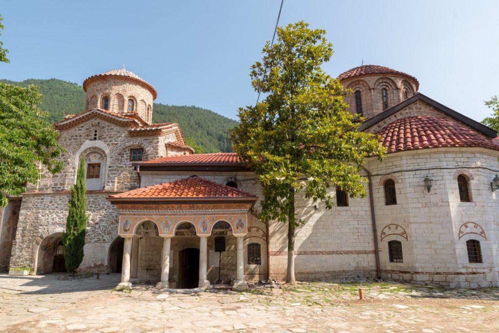 Monasterio de Batchkovo