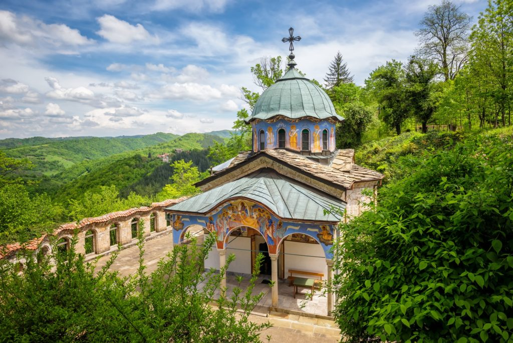 Monasterio de Sokolski