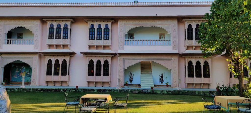 Lugar de estancia de Ranakpur